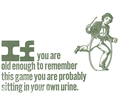 In your own urine